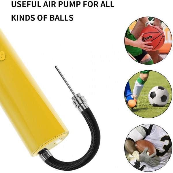 NEWO AP1-S Smart Ball Pump (yellow)