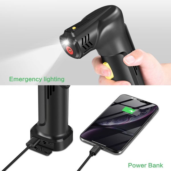 Newo AP3 Smart Air Pump for Car